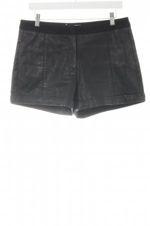 Naf naf Hot Pants schwarz Casual-Look