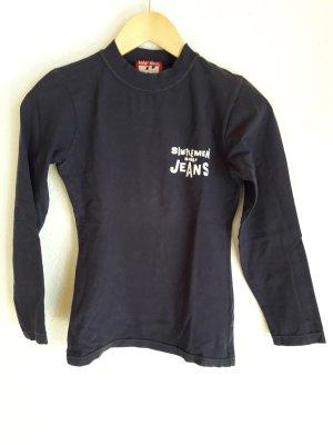 Naf Naf Jeans. Shirt. blau.