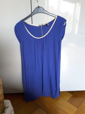 naf naf Kleid blau neu