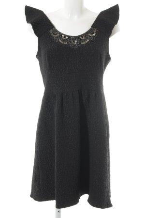 Naf naf Minikleid schwarz Elegant