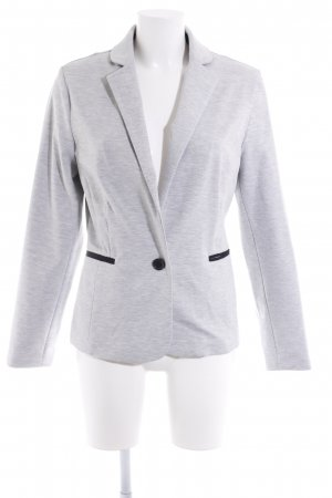 Naf naf Sweatblazer meliert Casual-Look