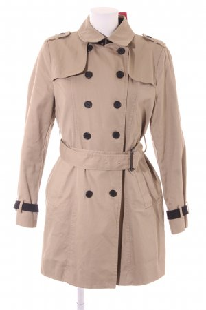 Naf naf Trenchcoat beige Brit-Look