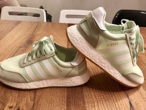 Adidas Originals Zapatilla brogue verde pálido