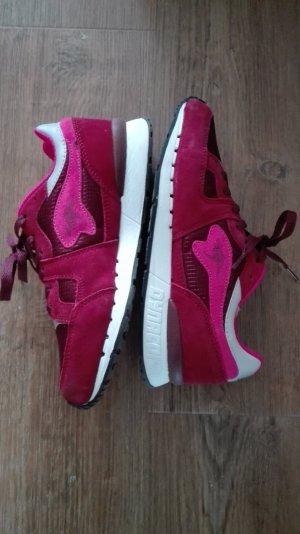 Nagelneu Kangaroos Sneakers in rot Gr.37
