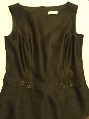 nagelneu: St. Emile Kleid, schwarz, leicht glänzender Stoff