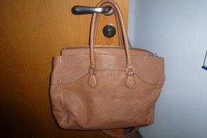 Nagelneue cognacfarbenerLiebeskind Handtasche/Shopper