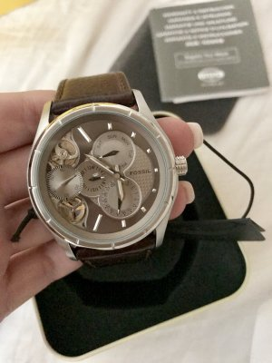 Nagelneue Fossil herrenuhr multifunktion