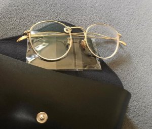 tijn eyewear Glasses gold-colored