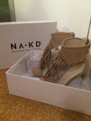 Nagelneue High Heels von der Marke Na-kd