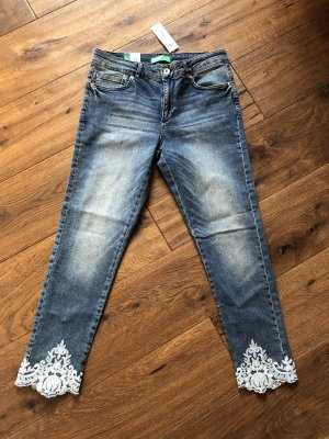 United Colors of Benetton 7/8-jeans azuur
