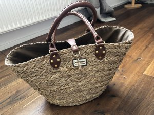 Nagelneue Korbtasche /Strandtasche von Hallhuber