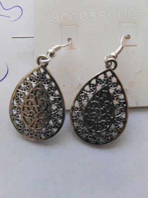 Accessorize Earring silver-colored