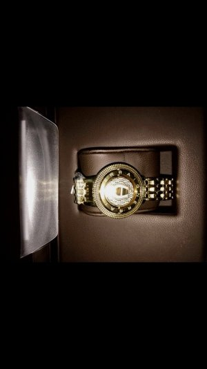 Aigner Watch gold-colored-white