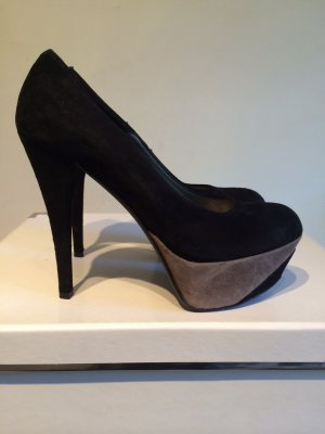 Nagelneue Plateau Highheels # Made in Italy#