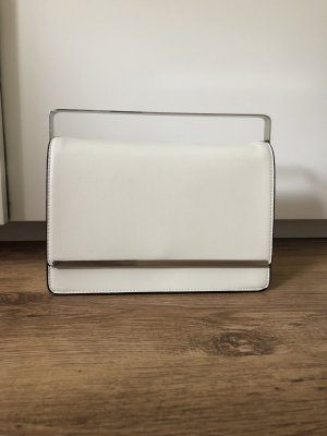 Zara Handbag natural white