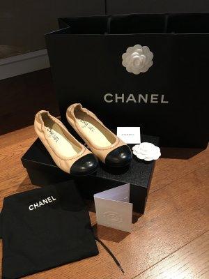 Nagelneue und wunderschöne Chanel Ballerina m. Rechnung/Box UVP 37 Schuhe