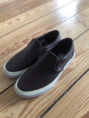 Vans Skater Shoes brown red-brown violet