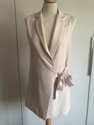 Kontatto Omkeerbaar vest rosé