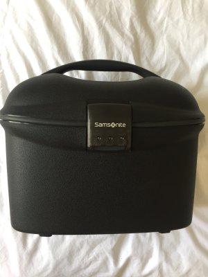 Nagelneuer Samsonite beautycase schwarz Hartschale
