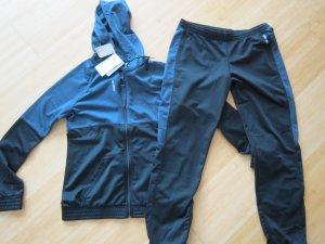Reebok Twin set nero-grigio