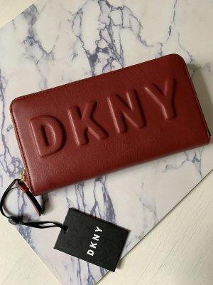 Nagelneues DKNY Portemonnaie in rot zu verkaufen!