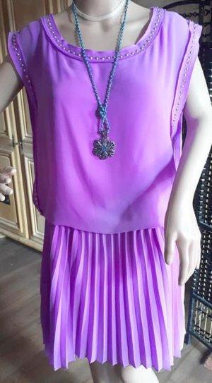 Guess Vestido de cóctel lila