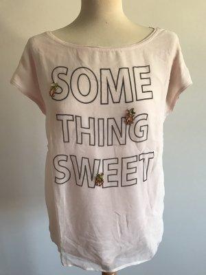 Hallhuber T-shirt crème