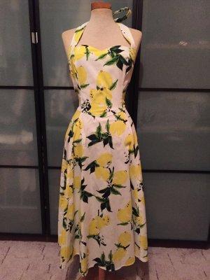Nagelneues wunderschönes zitronen petticoat Kleid gr. 44