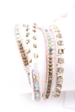 Nakamol Armband mehrfarbig Boho-Look