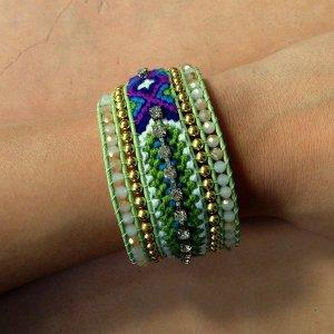 Nakamol, Indian Tribal Bracelet, Summer Dream