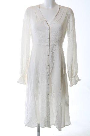 Nakd Blusenkleid weiß Elegant