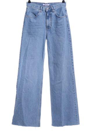 Nakd Boot Cut Jeans light blue street-fashion look
