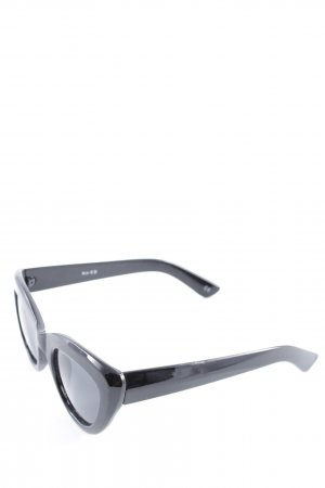 Nakd Butterfly Brille schwarz Casual-Look