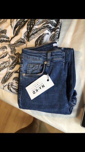 Nakd high waist jeans neu