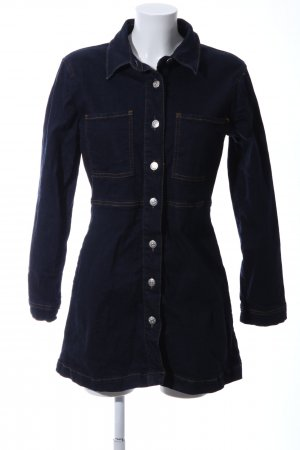 Nakd Denim Dress blue casual look
