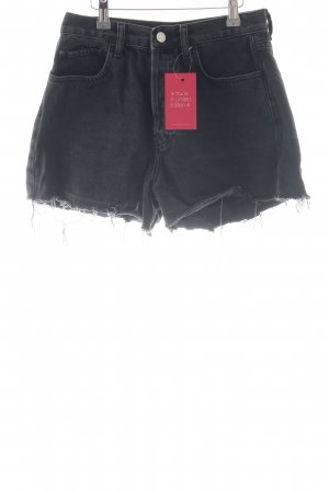 Nakd Jeansshorts anthrazit Casual-Look