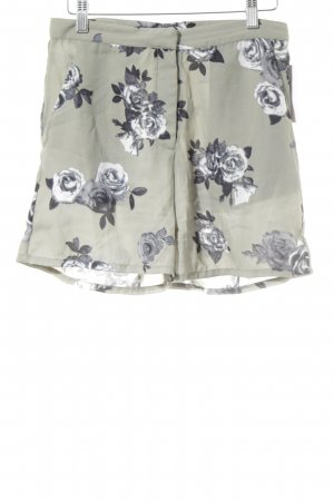 Nakd Shorts Blumenmuster Casual-Look