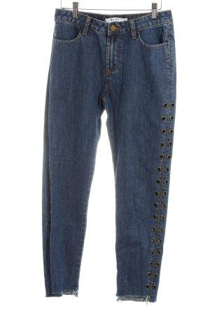 Nakd Skinny Jeans mehrfarbig Jeans-Optik