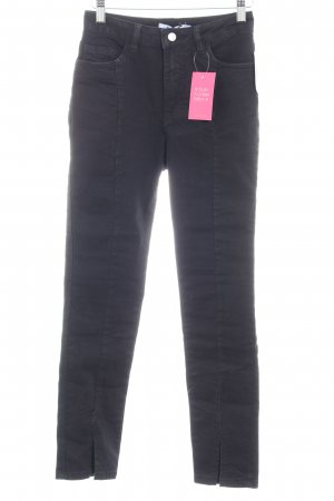 Nakd Skinny Jeans schwarz Casual-Look