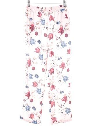 Nakd Stoffhose florales Muster Romantik-Look