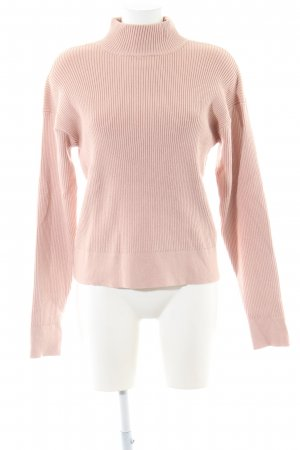 Nakd Strickpullover rosé Casual-Look