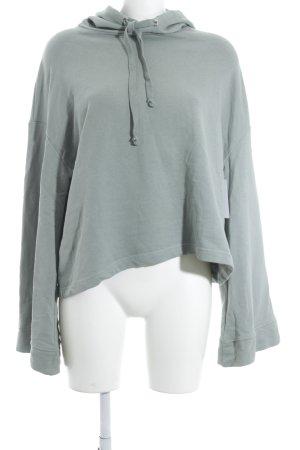 Nakd Sweatshirt hellgrün Casual-Look