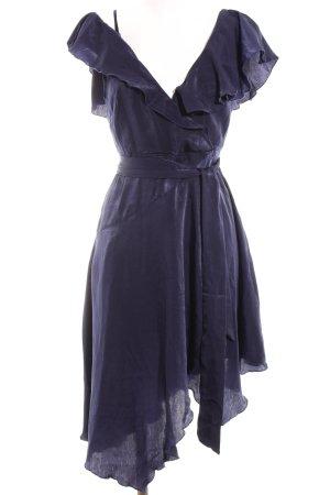 Nakd Trägerkleid dunkelblau Casual-Look