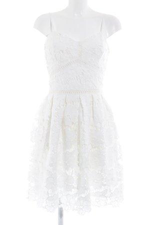 Nakd Trägerkleid weiß Elegant