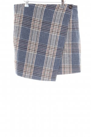 Nakd Wool Skirt check pattern casual look