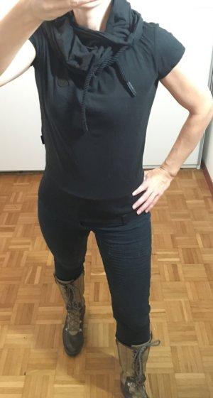 NAKETANO Achilles IV T-Shirt Gr. S schwarz