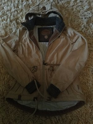 Naketano Between-Seasons Jacket camel