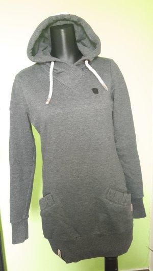 Naketano Jersey con capucha gris oscuro