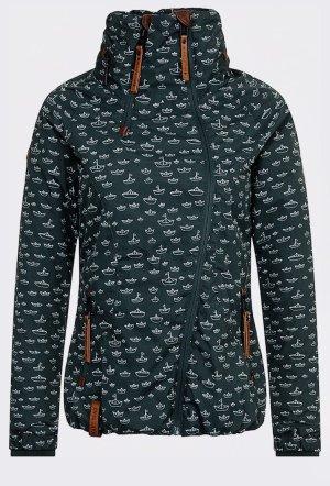 Naketano Outdoor Jacket multicolored
