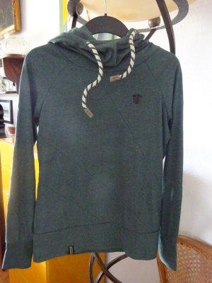 Naketano Hoodi tannnengrün Gr.S(M)